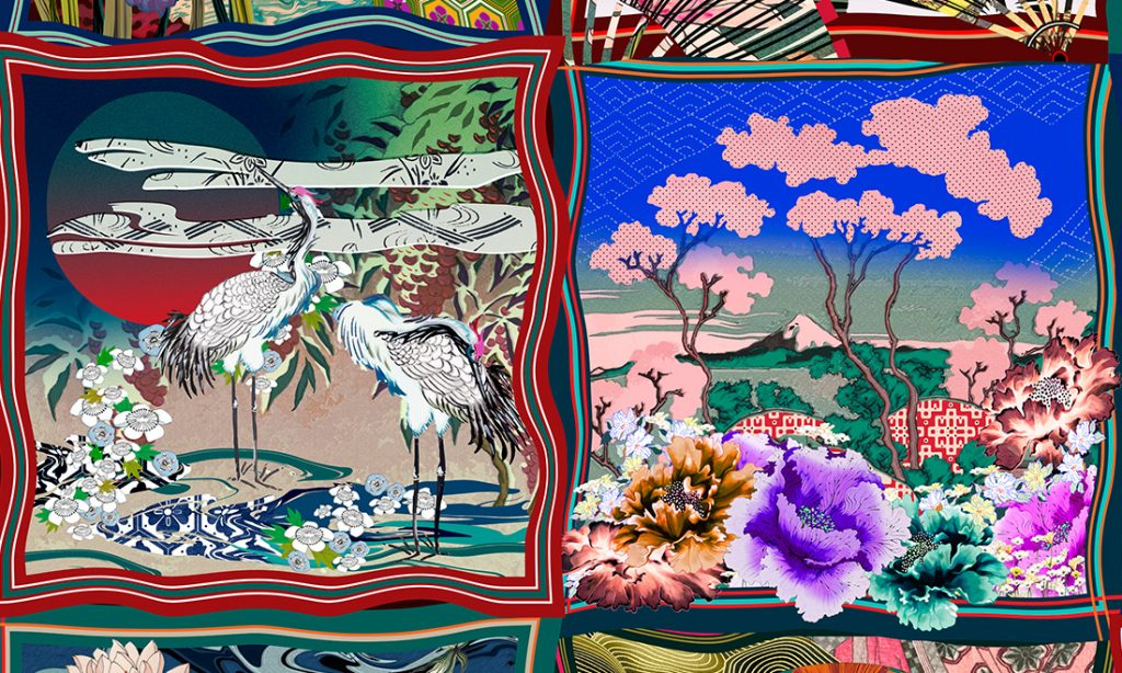 Kami Kimono 87250