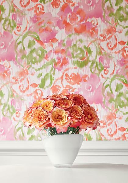 Bridgehampton - Waterford Floral Interior Shot 4