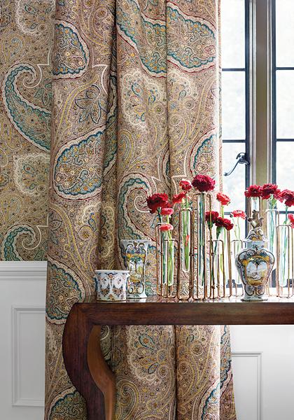 Greenwood Sherrill Paisley Interior Shot