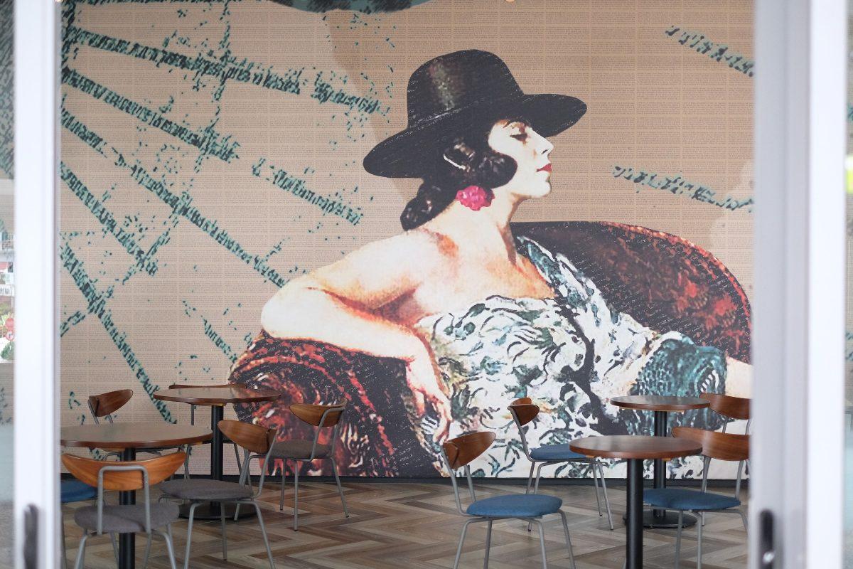 Waltex Digital Wallpapers at Marta's Kitchen